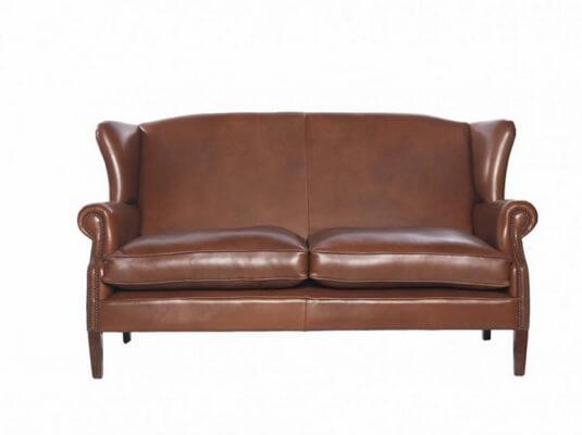 chesterfield ledersofa der feinsten englischen art. Black Bedroom Furniture Sets. Home Design Ideas
