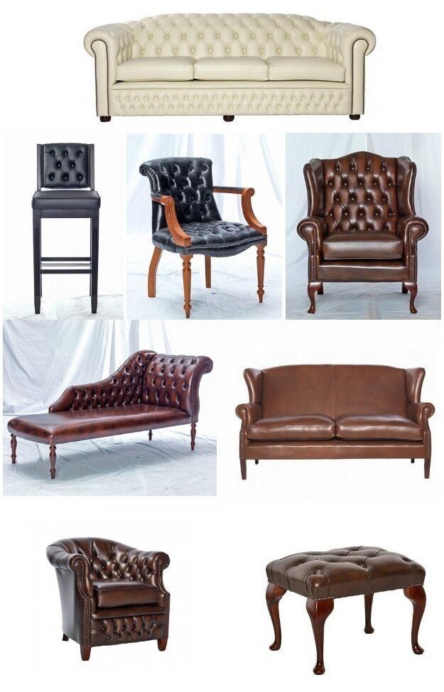 Chesterfield möbel  Chesterfield Möbel mit großer Auswahl zu einem attraktiven Preis |