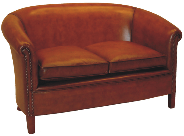 Chesterfield-Couch Manor Club 2 Sitzer