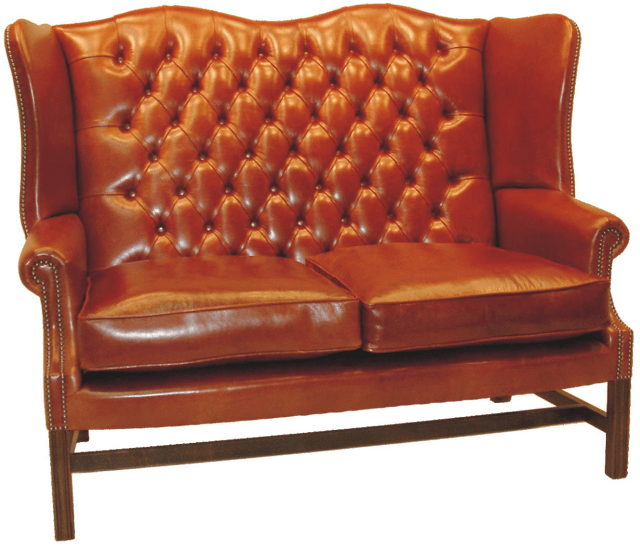 Chesterfield-Möbel Churchill 2-Sitzer