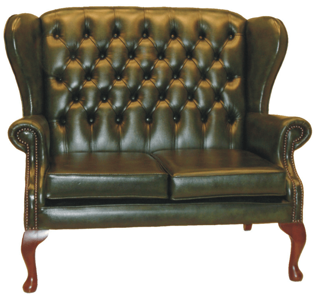 Chesterfield-Sofa Windsor 2er